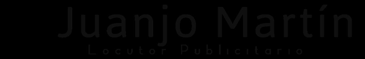 Locutor Publicitario - Juanjo Martín